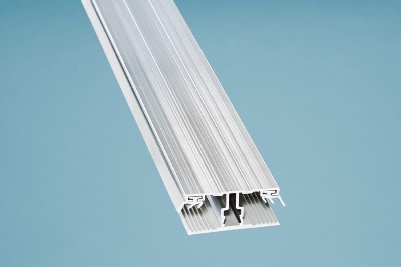 Deckprofil Mitte A2 Länge 5000 mm für 16 mm Platten
