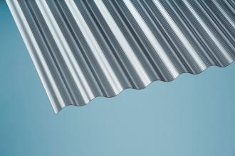Profilplatte - Elefant - 76/18 Sinus anthrazit Polycarbonat 900x2000 mm