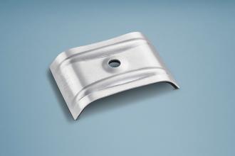 Kalotten Aluminium Trapez für Profil 250/49 Set á 100 Stück