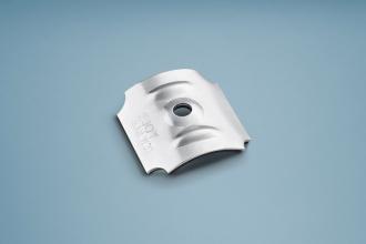 Kalotten Aluminium Sinus für Profil 130/30, P8 Set á 100 Stück